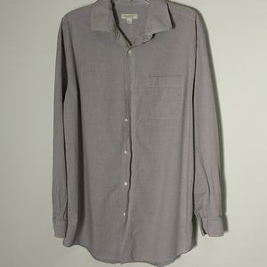 Barakett Purple Button Down Shirt